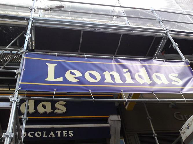 Bâche Leonidas